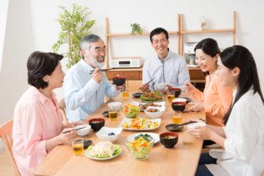ひとり暮らしのあなた 最近誰と食卓をともにしましたか?